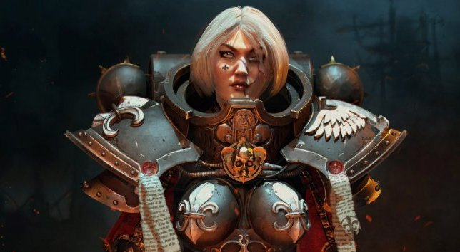 This Week's Releases and Prices! Sisters of Battle Canoness