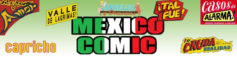 Mexico Comic Fotonovelas