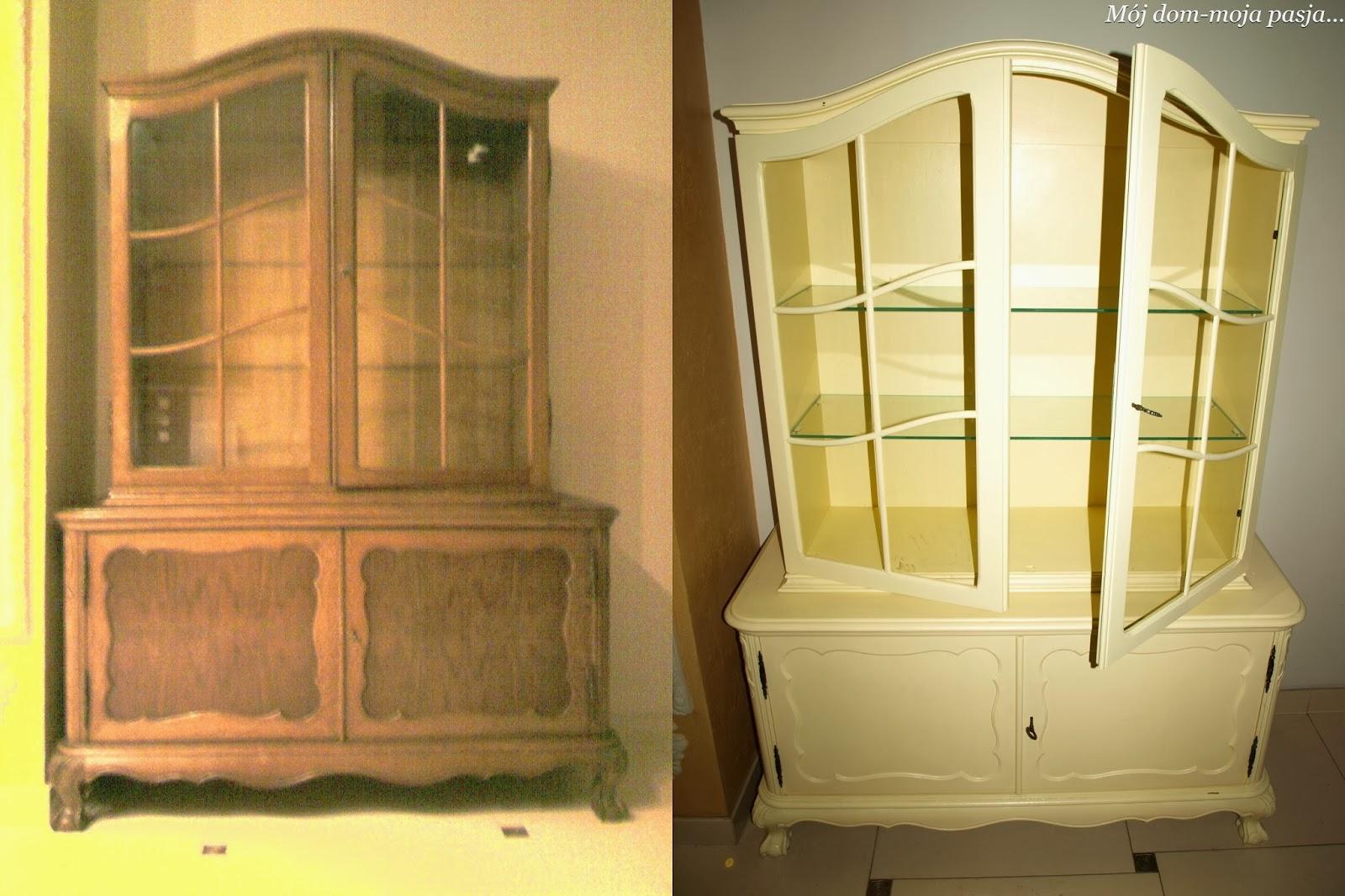 renowacja starej komody, renowacja starych mebli, shabby chic, styl retro, mój dom moja pasja