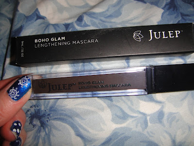Julep mascara, Julep lengthening mascara, mascara review, julep review