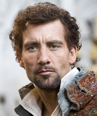 clive owen as raleigh