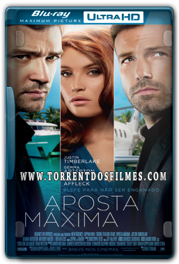 Aposta Máxima (2013) Torrent – BluRay Ultra HD 720p Dual Áudio