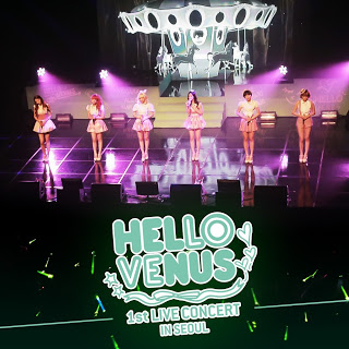 HELLOVENUS (헬로비너스) - HELLOVENUS Live Album 2013