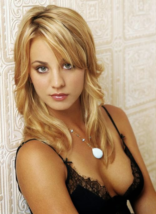 Kaley Cuoco: World most Sixest Woman ranking #5