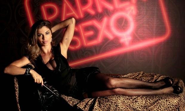 Antes de assumir o 'Vídeo Show', a atriz será uma apresentadora sexy na trama global das sete