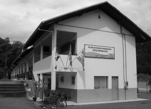 Prédio Principal da Escola