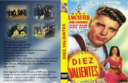 Diez valientes (1951) - Carátula