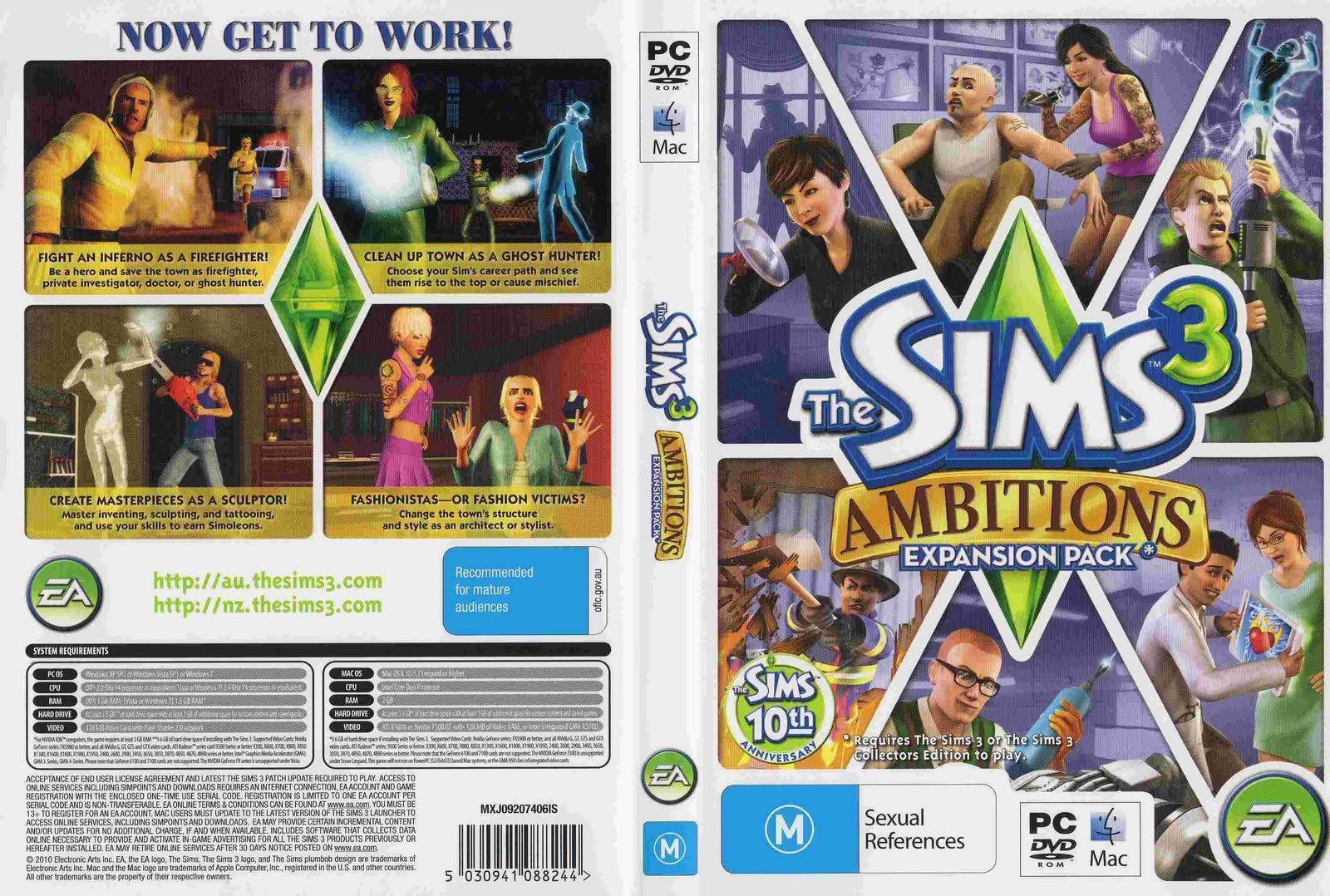 sims games for xbox 360