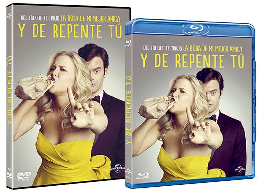 A la venta en DVD y Blu-ray la comedia 'Y de repente tú'