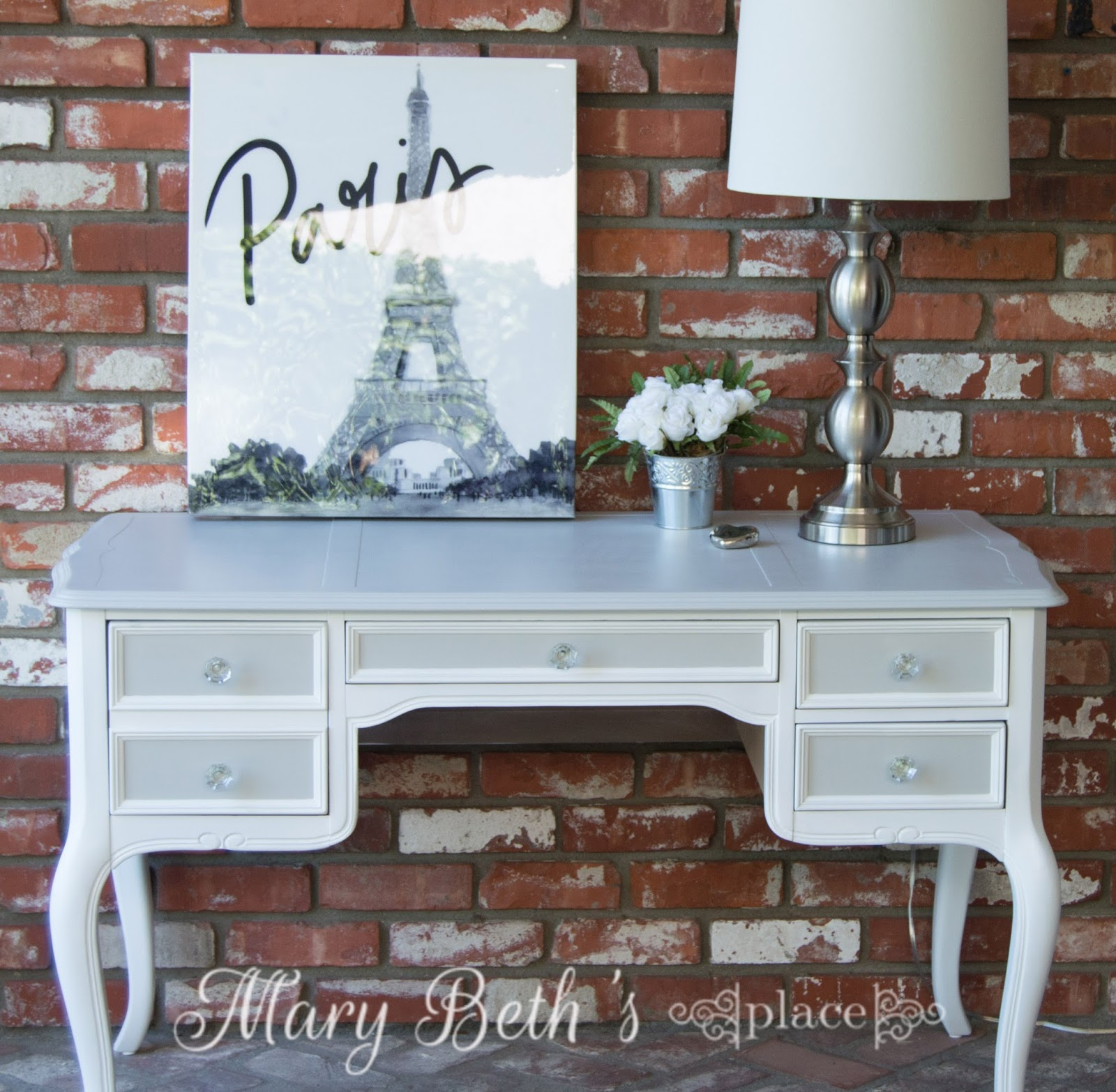 new weeks furniture accents pic this with desks vintage desk at grey vamp