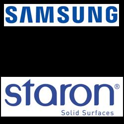 Samsung-Staron forgalmazása