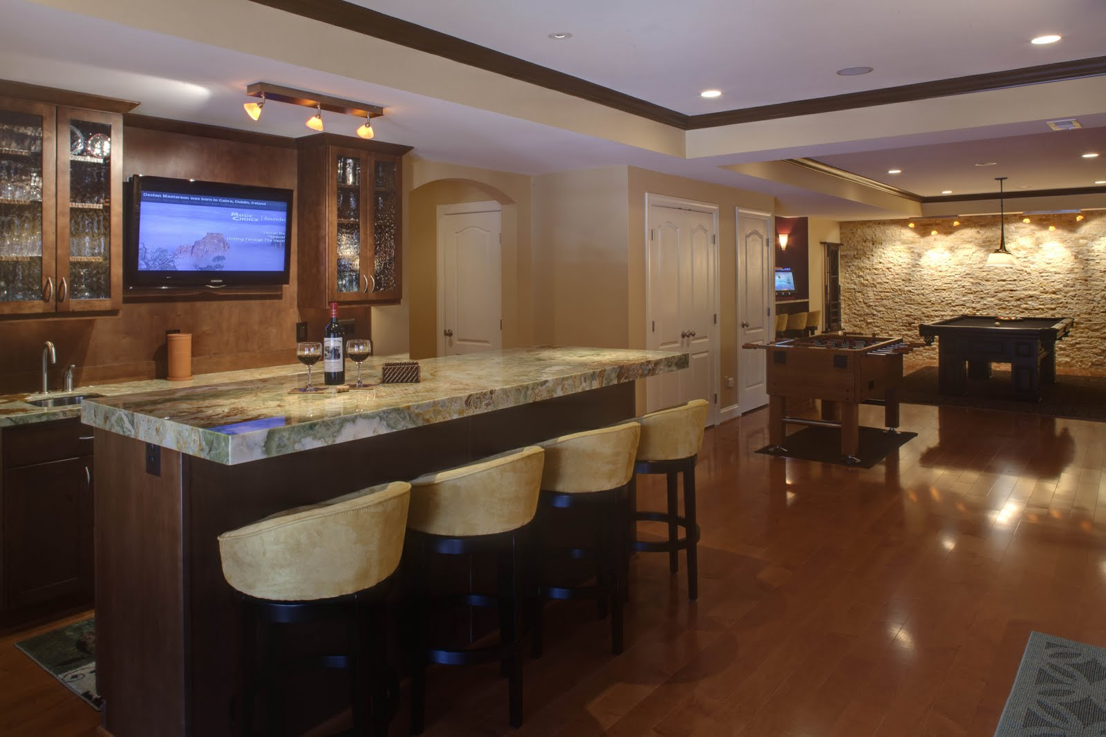 Home Equity Builders Inc Constructive Ideas 2011 Chrysalis Award Winning Finished Basement