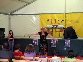 Los Meagrada, Gracia Iglesias, Susana Rosique, Álvaro Fierro, Feria del Libro de Cuenca, Editorial Bornova, Ballena de Cuentos