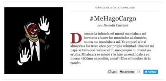 #MeHagoCargo