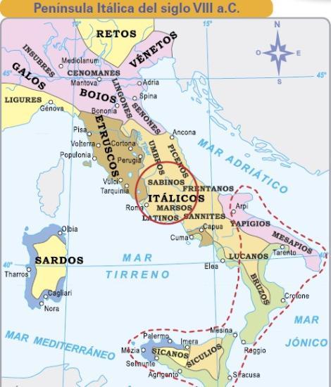 historia provincias: