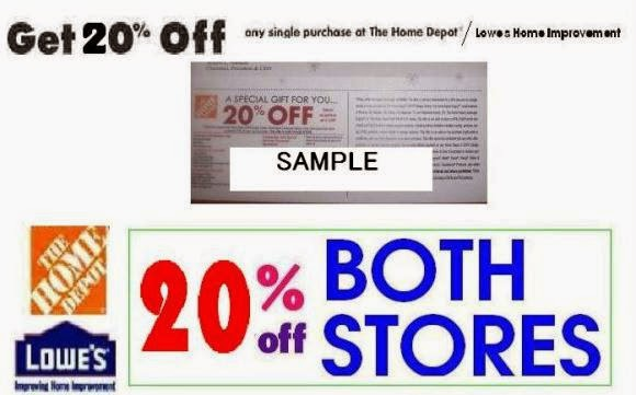 Where to get lowes coupons