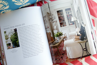 belle maison Design Book Review French Flair Modern Vintage Interiors