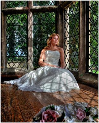 Shadows from Redworth Hall window