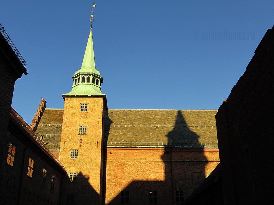 Akershus Oslo fortress