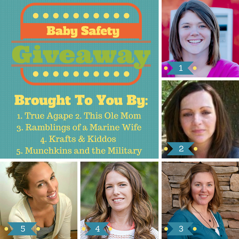Baby Safety Linkup, Giveaway, Baby, Baby Safety Tips, Parenting, Mommy, Family