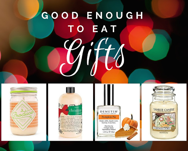 Good enough to eat gifts - ideas for presents for the food lover you know this Christmas!