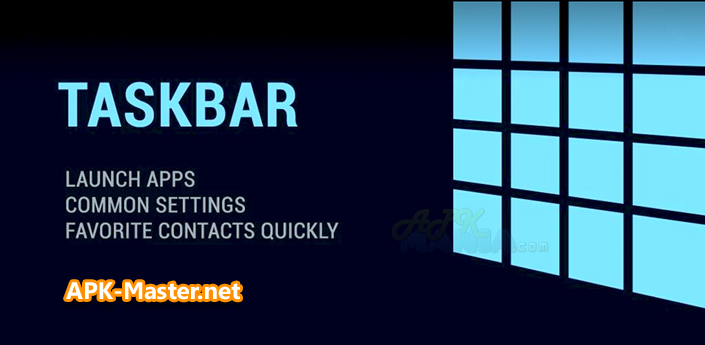TaskBar Premium v4.4 APK