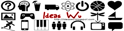 Visit Ideaswu.blogspot for inspirational and creative ideas