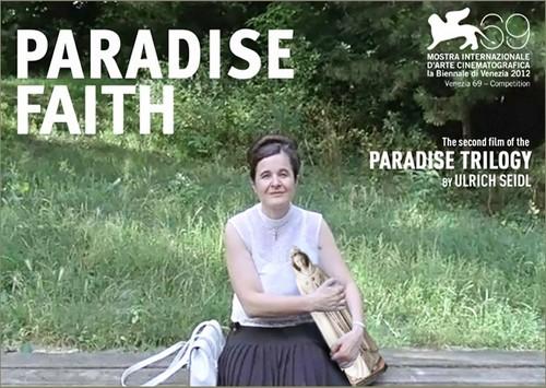 comentarios pelicula paradise faith