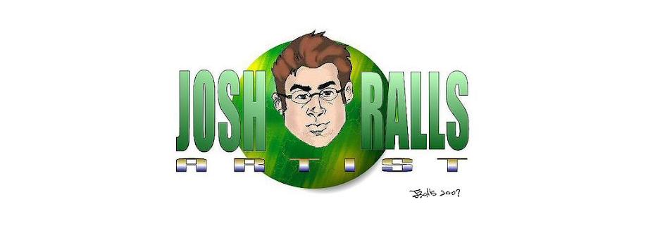 Josh Ralls, Artist