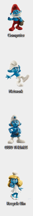 The Smurfs 2 Icon