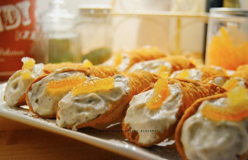 Cannoli Siciliani, il mio dessert di capodanno!-shabby&countrylife.blogspot.it