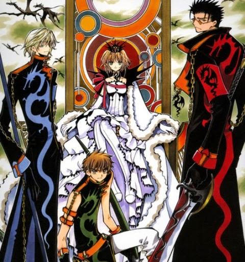 Anime No Sekai: Tsubasa Reservoir Chronicle