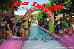 DÍA INFANTIL FIESTAS 2016
