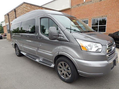 2015 Ford Transit Conversion Van