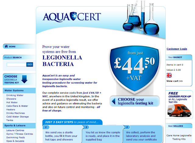 trusted online shop for water testing kits
