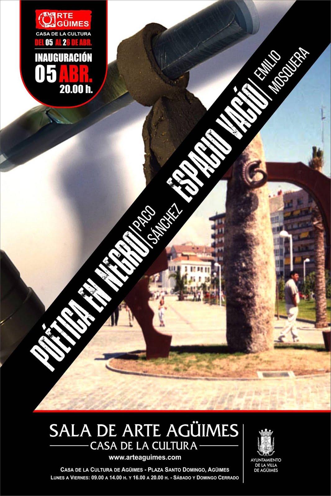 Exposición de Paco Sánchez y Emilio Mosquera