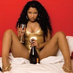 Niki Minaj Naked