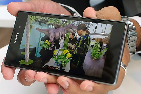 Sony Xperia Z1 Smartphone Android Review