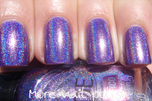 Jade Fascinio Violeta ~ More Nail Polish