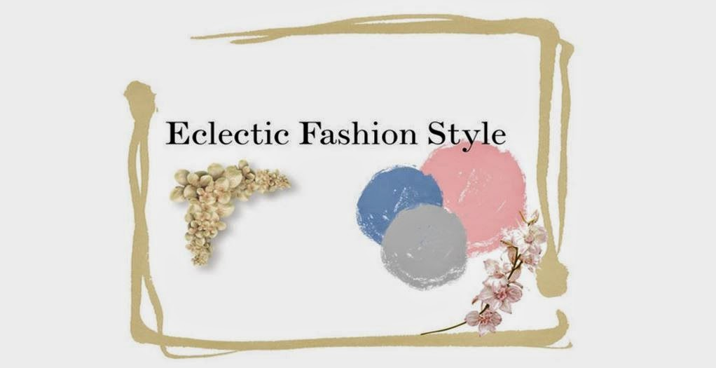 Eclectic Fashion Style