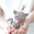 Amigurumi kitten PDF crochet pattern