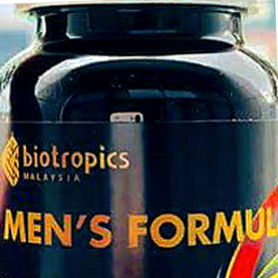 Men's Formula, another level be a real MEN.