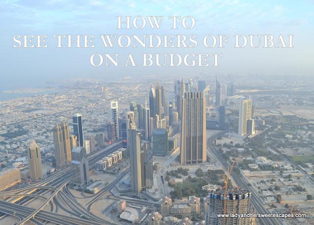 Dubai Budget Travel Guide