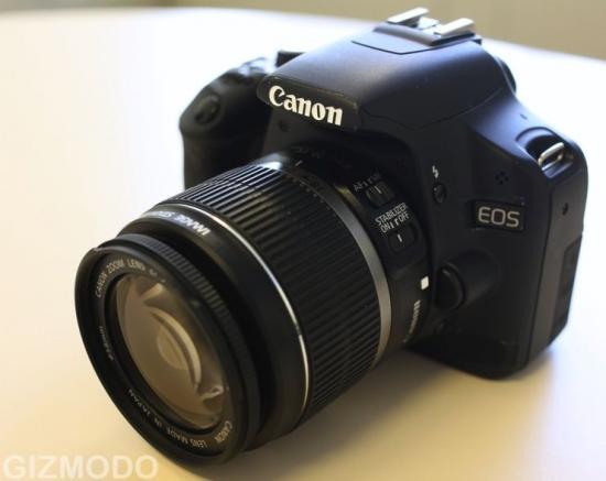 Daftar Harga Kamera DSLR Canon Terbaru April 2013