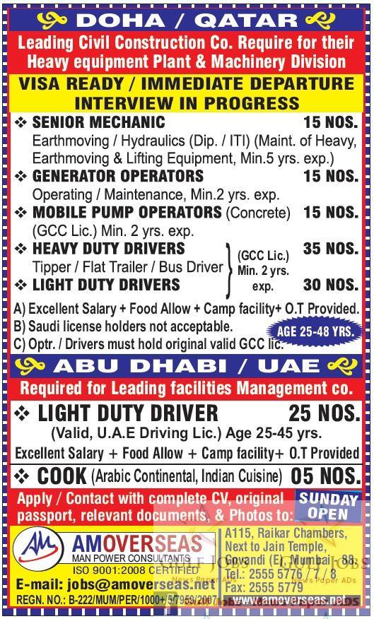 how to find construction jobs in uae
