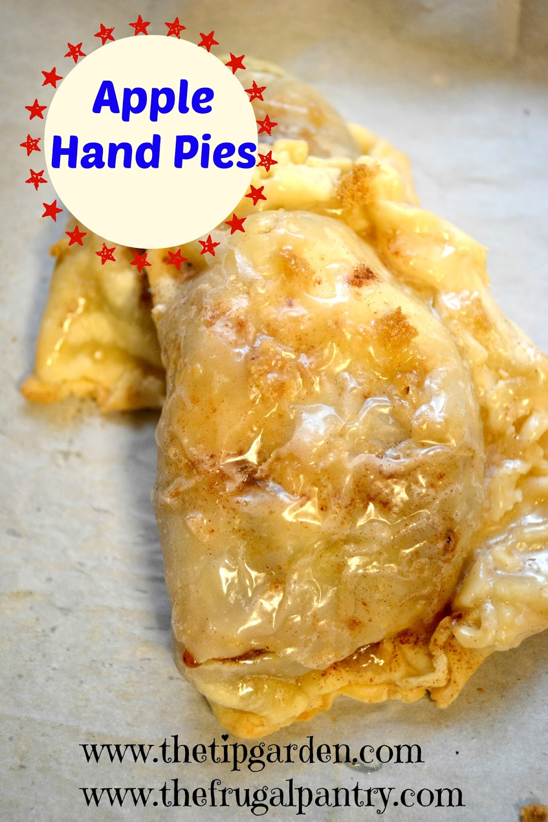 These Apple Hand Pies (A.K.A. Turnovers) are easy to make and will ...