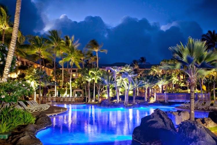 Passion For Luxury Grand Hyatt Kauai Resort And Spa In Hawaii