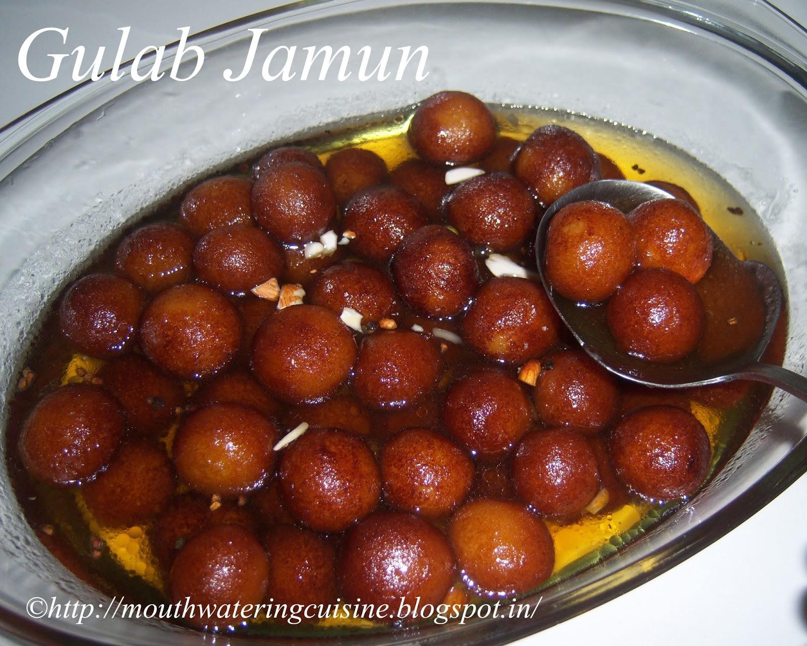 Gulab jamun recipe gulab jamun with khoya kova eat gulab jamun forumfinder Gallery