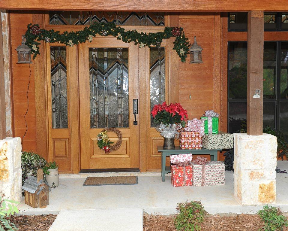 Bastrop Christmas Home Tour