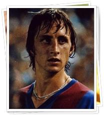 Johan Cruyff Pemain sepak bola terbaik di dunia sepanjang masa